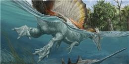 Phát hiện loài khủng long ăn thịt dưới nước lớn nhất thời đại