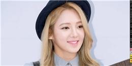 """Hyoyeon (SNSD) xinh đẹp """"đơn thân"""" tham dự sự kiện"""