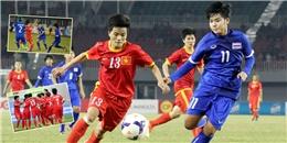 Nữ Việt Nam vào bán kết ASIAD 17: Kỳ tích lịch sử!