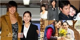 Những cuộc tình 'chết yểu' của showbiz Hàn