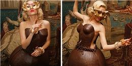 Bạn có tin những  sản phẩm  này đều được làm từ chocolate?