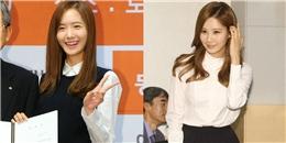 Yoona và Seohyun cực đáng yêu trong sự kiện