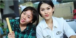 Văn Mai Hương cùng Ngọc Thanh Tâm tự tay làm bánh trung thu tặng người nghèo