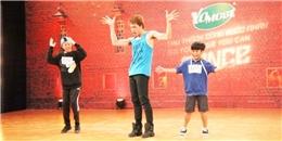 Á quân Đình Lộc đưa bạn gái đi thi trong tập 3 Thử thách cùng bước nhảy