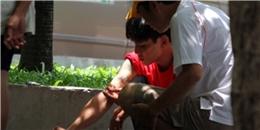 """Tràn lan người nghiện """"xin đểu"""" tại trung tâm TP HCM"""