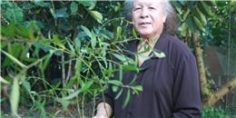 Hà Nội: Cụ ông 82 tuổi vẫn sinh con chia sẻ bí quyết