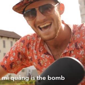 3 chàng Tây rap về mì Quảng gây nhiều tranh cãi