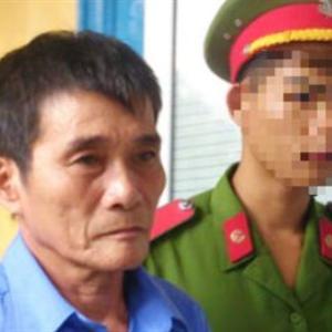 Cưỡng hiếp bé gái 12 tuổi, cụ ông ân hận đòi tự tử