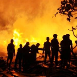 Kỹ năng thoát hiểm khi cháy nhà