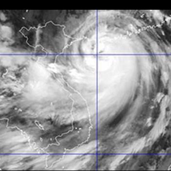 Hà Nội có nguy cơ ngập lụt vì bão Kalmaegi