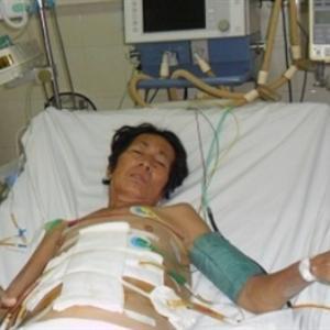 """""""Người đàn bà vô danh"""" nhập viện cấp cứu với… 10 nghìn đồng"""
