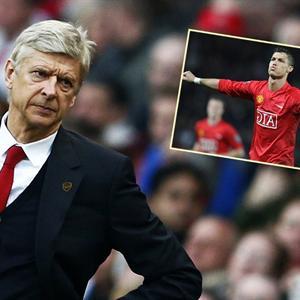 Sự hối tiếc nhất trong đời Wenger là... không mua Ronaldo