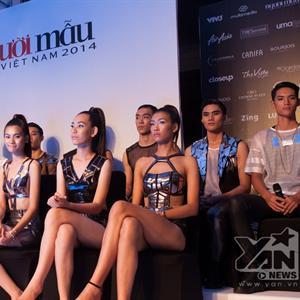 Chiêm ngưỡng 16 gương mặt Vietnam Next Top Model 2014