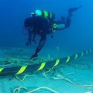 Cáp quang biển AAG chưa sửa xong đã đứt thêm một đoạn mới