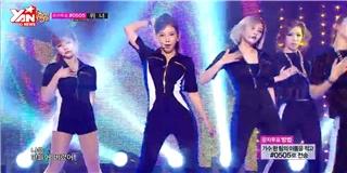 T-ara  quẩy  hết mình trên sân khấu với  Sugar Free