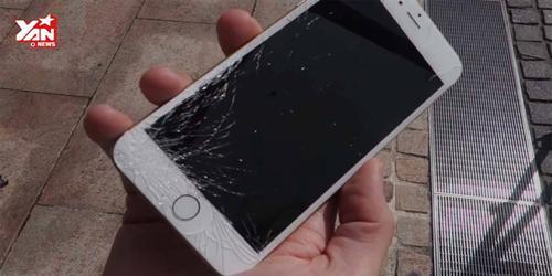 Kiểm tra khả năng chống chịu va đập của iPhone 6 và 6+
