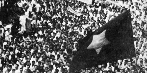 Bồi hồi hình ảnh ngày Quốc khánh đầu tiên của dân tộc