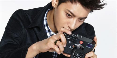 Tao (EXO) thể hiện tình yêu với vai trò nhiếp ảnh gia