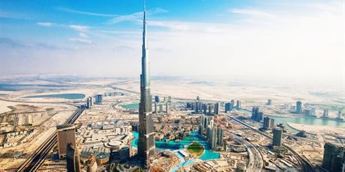 Choáng váng kỷ lục ở  xứ đại gia  Dubai