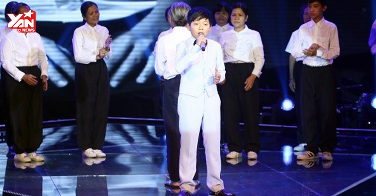 Mai Chí Công khiến khán giả bồi hồi với 'Cha và con trai'