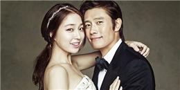 Sau scandal, tình cảm vợ chồng Lee Byung Hun càng khắng khít