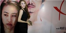 Ngân Khánh ra mắt phim đầy rẫy cảnh nóng