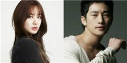 Park Shi Hoo  tấn công  màn ảnh rộng cùng Yoon Eun Hye?