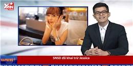 Rap News  buôn chuyện  SNSD  từ mặt  Jessica và biểu tình ở Hongkong