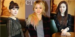Cập nhật tình hình sức khỏe ba thành viên Ladies' Code sau tai nạn