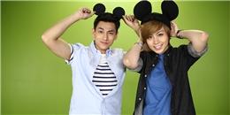 GilIsaac hóa chuột Mickey, đưa đưa âm nhạc Disney vào WE10