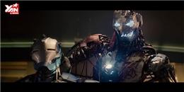 Avengers bất ngờ tung trailer  đỉnh  kèm nội dung cốt truyện hấp dẫn