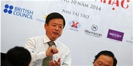 Hội nhạc sĩ Việt Nam giới thiệu Festival Âm nhạc mới Á – Âu