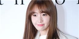 Yoona diện tóc mới cực đáng yêu đi dự sự kiện