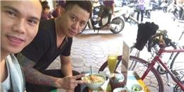 Bắt gặp sao Việt giản dị đi ăn quán bình dân