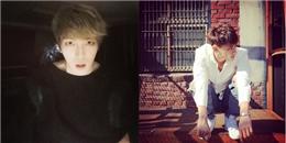Jaejoong làm mặt hốt hoảng, Tao khoe phong cách đơn giản
