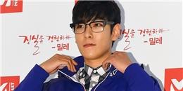 T.O.P (Big Bang) 'gầy gò' tham dự sự kiện