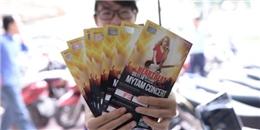 Live concert Mỹ Tâm bất ngờ tung thêm 1000 vé tặng miễn phí