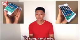 Cực hài hước với clip Review Iphone 6 Plus theo phong cách Quang Lê