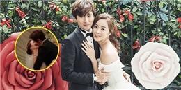 Cô dâu Chae Rim rạng ngời trong tiệc cưới