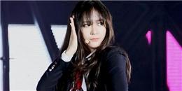SM lên tiếng về sự cố Krystal ngất xỉu tại SM Town