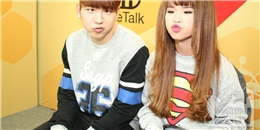 Khởi My và Huy Khánh  quay cuồng  trước nghi vấn hẹn hò