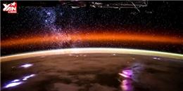 Đẹp thổn thức  với clip time-lapse toàn cảnh trái đất từ vũ trụ