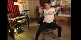 Will (365) nhảy ghế siêu sexy