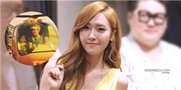 Jessica khoe hình hồi bé cực xinh mừng sinh nhật Krystal