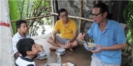 Sao Việt 'khổ vì con' trong 'Bố ơi! Mình đi đâu thế?' phiên bản Việt