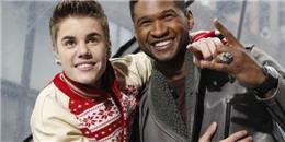 Usher:  Tôi sẽ đấm Justin Bieber khi thấy cần...