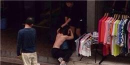 Tranh cãi với việc cô gái bị lột trần giữa chợ vì ăn cắp