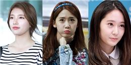 Những  hình ảnh trung tâm  không thể thiếu trong nhóm nhạc nữ Kpop