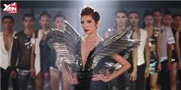 Xuân Lan hóa  phù thủy thời trang  Phù Phép 16 Thí Sinh Vietnam's Next Top Model 2014