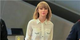Taylor Swift:  Chưa từng nghĩ sẽ hạnh phúc thế này khi không hẹn hò